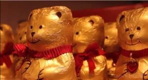 lindt teddys